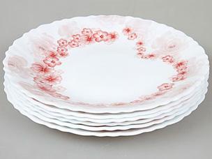 Набор суповых тарелок Rosenberg 1226-588 20смСервировка стола<br><br>
