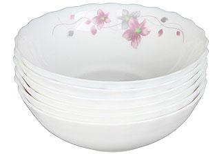 Набор суповых тарелок Rosenberg 1255-3 18смСервировка стола<br><br>