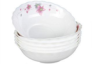 Набор суповых тарелок Rosenberg 1256-3 20смСервировка стола<br><br>