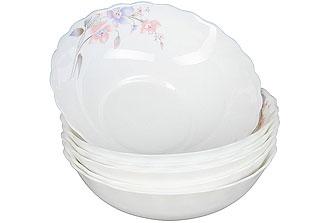 Набор суповых тарелок Rosenberg 1256-4 20смСервировка стола<br><br>