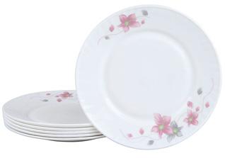 Набор суповых тарелок Rosenberg 1257-3 20смСервировка стола<br><br>