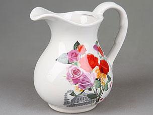 Кувшин Rosenberg 8059-10 (розы разноцв.)Сервировка стола<br><br>