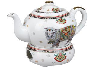 Чайник с подогревом Rosenberg 8049Заварочные чайники<br><br>