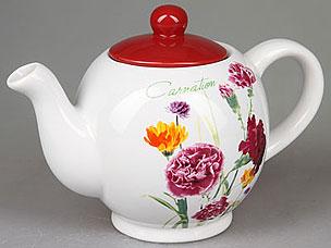 Чайник заварочный Rosenberg 8057-12 (гвоздика)Заварочные чайники<br><br>
