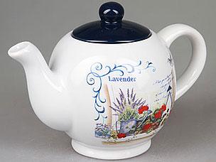 Чайник заварочный Rosenberg 8057-8 (лаванда)Заварочные чайники<br><br>