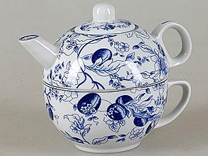 Чайник и чашка Rosenberg 9314Сервировка стола<br><br>