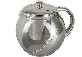 Чайник заварочный Rosenberg RSG-250001-L 900млЗаварочные чайники<br><br>