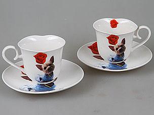 Чайный набор Rosenberg 8659 4 прСервировка стола<br><br>
