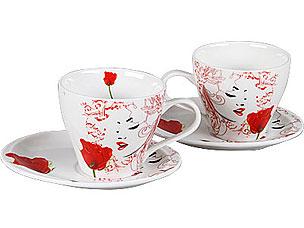 Чайный набор Rosenberg 8660 4 прСервировка стола<br><br>