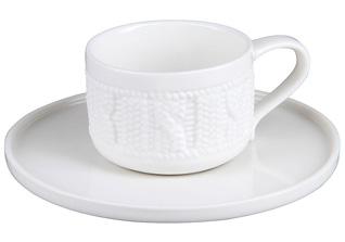 Чашка с блюдцем Rosenberg 1011 90 млСервировка стола<br><br>