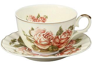 Чашка с блюдцем Rosenberg 8250 250 млСервировка стола<br><br>