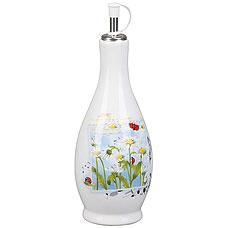 Бутылка для масла Rosenberg 8100-7 (ромашка)Хранение продуктов<br><br>