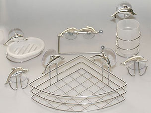 Набор аксессуаров для ванной Rosenberg 77511Товары для ванной комнаты<br><br>