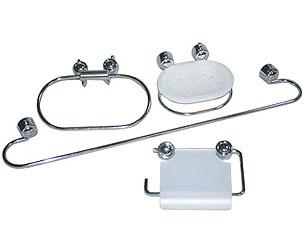 Набор аксессуаров Rosenberg 7752Товары для ванной комнаты<br><br>