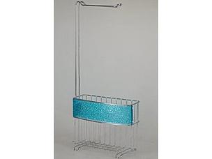 Подставка для туалетной комнаты Rosenberg 78108-BТовары для ванной комнаты<br><br>