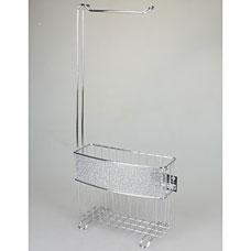 Подставка для туалетной комнаты Rosenberg 78108-WТовары для ванной комнаты<br><br>