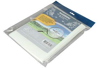 Сетка для защиты от насекомых Rosenberg RUS-400004-White белаяСредства против вредителей<br><br>