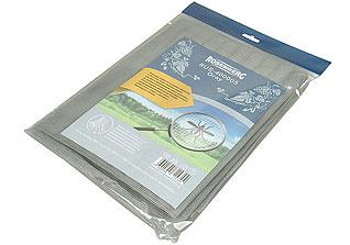Сетка для защиты от насекомых Rosenberg RUS-400005-Gray сераяСредства против вредителей<br><br>