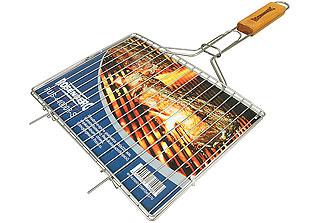 Решётка-гриль для мяса малая Rosenberg RUS-440003-S(30) 30х22,5 смШашлык, барбекю<br><br>