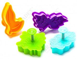 Набор форм для печенья и мастики Сказочный лес Bradex TK 0198Товары для выпечки<br><br>