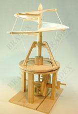 Конструктор из дерева Воздушный винт Леонардо Да Винчи Bradex DE 0172игрушки<br><br>