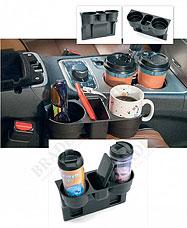 Подставка для кружек в автомобиль Bradex TD 0387Товары для автолюбителей <br><br>