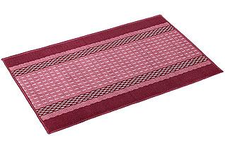 Коврик Vortex 22445 Madrid 50x80см, темно-бордовыйВсе для бани<br><br>