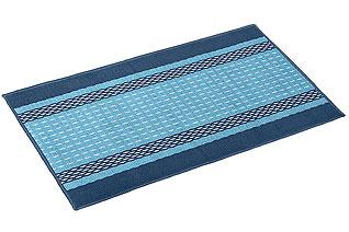 Коврик Vortex 22447 Madrid 50x80см, синийВсе для бани<br><br>