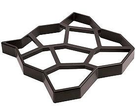 Форма для отливки садовых дорожек Vortex 24074 50x50x6смСтроительные инструменты<br><br>