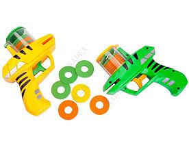 Пистолет детский Дискомет Bradex DE 0144игрушки<br><br>