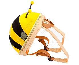 Ранец детский Пчёлка желтый Bradex DE 0183игрушки<br><br>