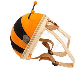 Ранец детский Пчёлка оранжевый Bradex DE 0184игрушки<br><br>