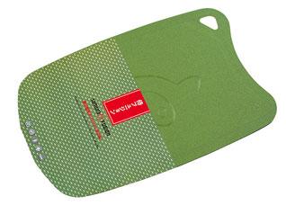 Доска Samura Fusion термопластиковая с антибактериальным покрытием, 380х250х2 SF-02OLРазделочные доски<br><br>