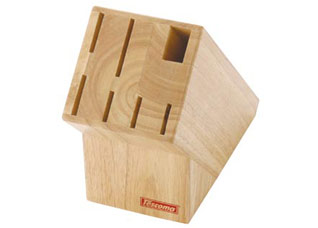 Блок деревянный для 6 ножей, Tescoma 869506Обработка продуктов<br><br>