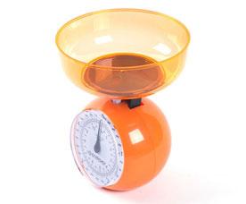 Кухонные механические весы Endever KS-518 оранжевыеВесы кухонные<br><br>