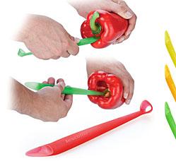 Нож для удаления сердцевины перца Presto Tescoma 420629Обработка продуктов<br><br>