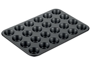 Форма для 24 мини-кексов Delicia 38 x 26 cm Tescoma 623226Выпечка<br><br>