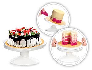 Подставка для украшения тортов Delicia d29см Tescoma 630558Выпечка<br><br>
