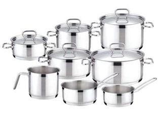 Набор посуды Home Profi, 13 предметов, Tescoma 725013Варка и жарка<br><br>
