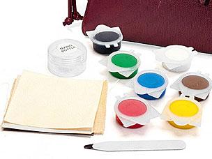 Набор для ремонта изделий из кожи и кожзама Жидкая кожа Bradex TD 0396Товары для дома<br><br>