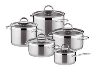 Набор посуды Vision, 10 предметов, Tescoma 726010Варка и жарка<br><br>
