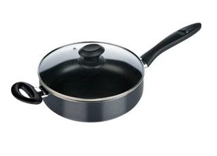 Сковорода глубокая Presto с крышкой 24 см, Tescoma 594124Варка и жарка<br><br>