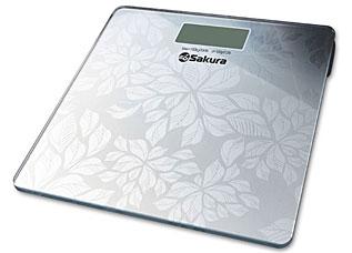 Весы напольные Sakura SA-5071FSВесы напольные<br><br>