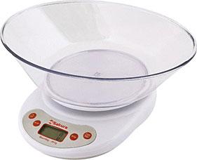 Весы кухонные Sakura SA-6054WВесы кухонные<br><br>