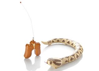 Игрушка детская на радиоуправлении Змейкаигрушки<br><br>