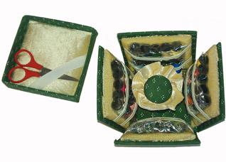 Набор для шитья из 70-ти предметов ШвеяПолезные вещи для дома<br><br>