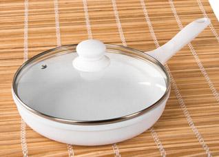 Сковорода с керамическим покрытием ГурманКерамические сковороды<br><br>