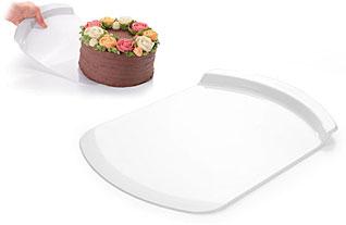Поднос для переноски торта DELICIA Tescoma 630130Выпечка<br><br>
