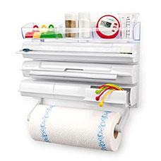 Кухонный органайзер onWALL, 5 в 1 Tescoma 899724Организация и уборка кухни<br><br>