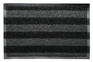 Коврик придверный Vortex 22408, пористый  40x60, черно-серые полосыВсе для бани<br><br>